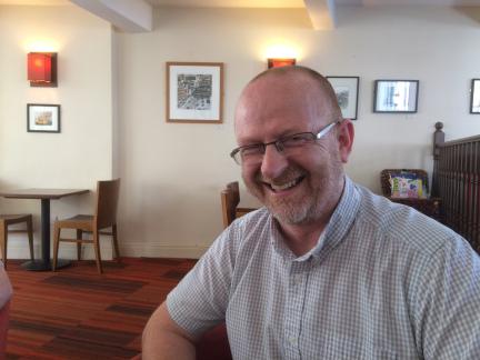 Pastor Paul Jennings, Stockport